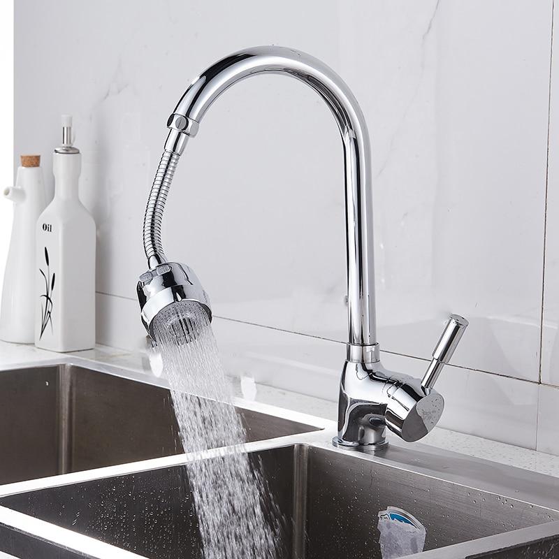 Kitchen Faucet Swivel Aerator