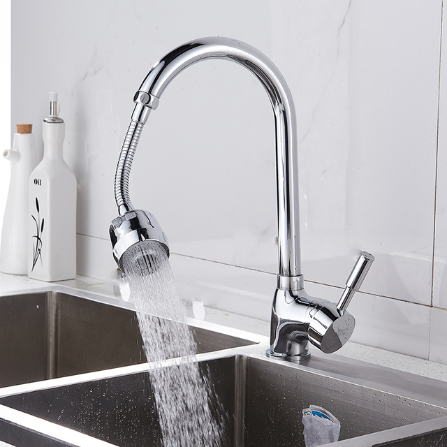 Water saving aerator Kitchen Faucet Aerator kitchen sprayer 360 ...
