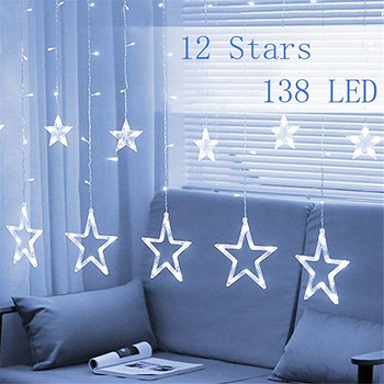 Led Christmas String Fairy lights Outdoor AC220V EU Plug Garland Lamp Decorations for Home Party Garden Wedding Holiday lighting led string lights 100m 800leds holiday light outdoor decor lamp for party wedding garden christmas fairy