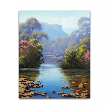 DONGMEI OIL PAINTING hand-painted oil painting high quality landscape art painting pictures DM-15102606 фото