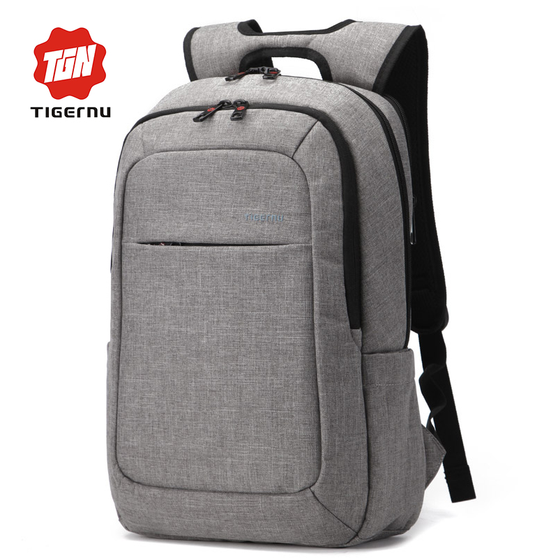 ФОТО 2017 Tigernu Brand Laptop Backpack 12-15