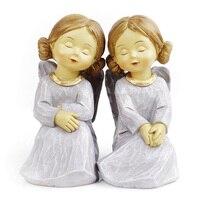 Petit ange décoration mousse de mode décoration de résine cadeaux de mariage décoration de la maison