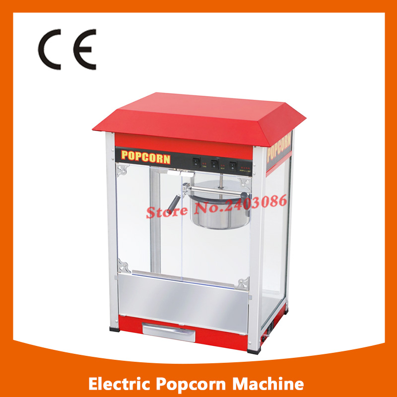 High Quality Industrial Popcorn Machines Maker And Commercial Popcorn Machines For Sale pop 06 economic popcorn maker commercial popcorn machine with cart
