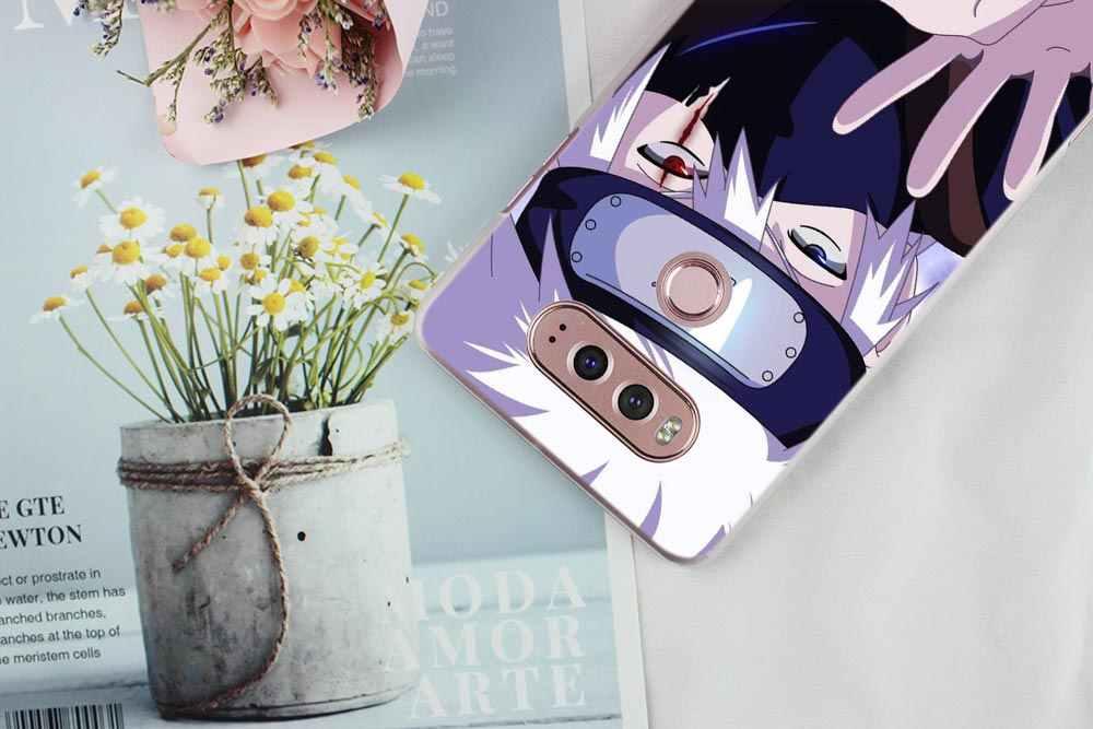 Ботинки в стиле аниме «Naruto чехол для телефона для LG G6 крышка для LG G6 G600 Q6 K8 K10 2017 K8 K9 K10 2018 V20 V30 G5 G7 G4 G3