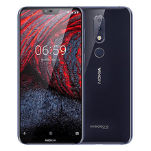 Global Version Nokia 6.1 Plus Mobile Phone 4G LTE 5.8