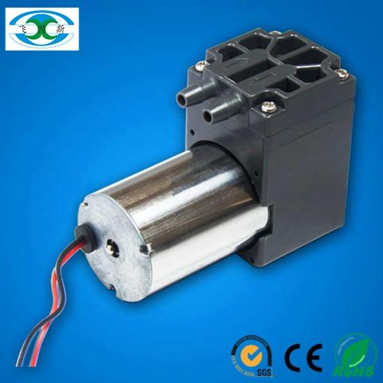 ФОТО 8L/M 110kpa pressure  electric diaphragm dc 12v brushless medical pump