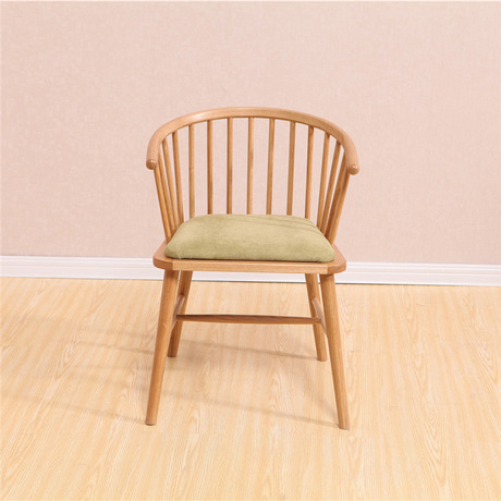 Cafe Chairs home Furniture oak solid wood coffee chair dining chair chaise nordic furniture minimalist modern  72*43*48*41 cm Cafe Chairs home Furniture oak solid wood coffee chair dining chair chaise nordic furniture minimalist modern  72*43*48*41 cm