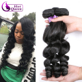 Brazilian Virgin Hair Loose Wave Brazilian Hair 8A Grade Virgin Unprocessed Human Hair Loose Wave Virgin Hair Ali Queen