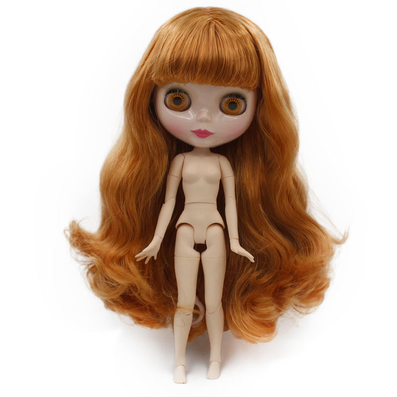 Blyth Doll BJD, Factory Neo Blyth Doll Nude Customized Dolls Can Changed Makeup and Dress DIY, 1/6 Ball Jointed Dolls Gift Ideas