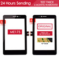 Original Tested 7.0 inch Black TouchScreen For Asus MeMO Pad HD 7.0 ME173 ME173X Touch screen Parts Free Adhesive
