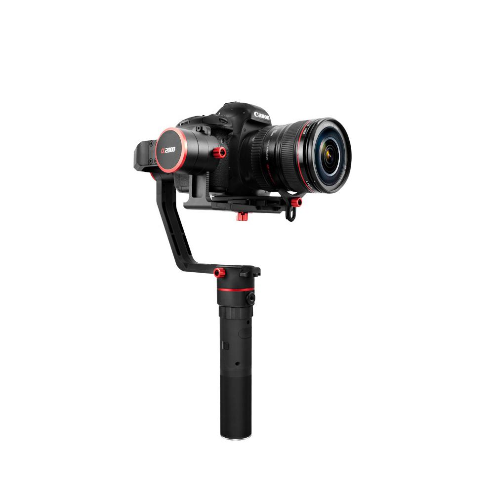FY A2000 Handheld Gimbal Camera Stabilizer Single or dual handheld version