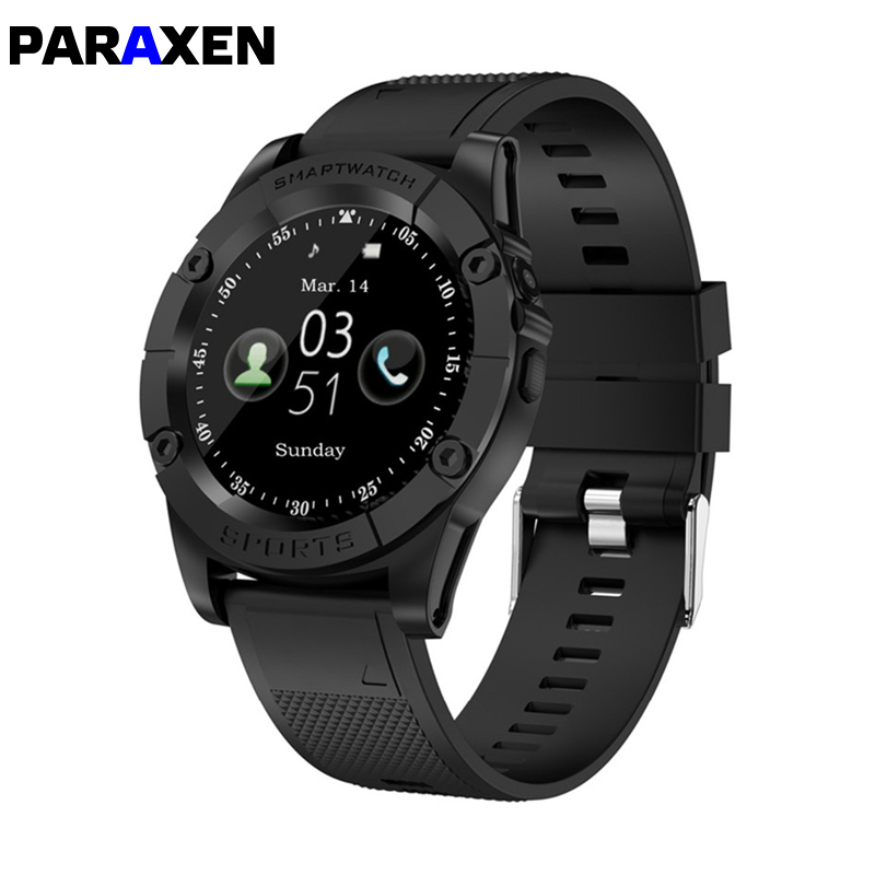 PARAXEN 2019 SW98 Bluetooth Smart Watch Support 2G Sim Card Push Message For Android Phone|Smart Watches| |  - title=