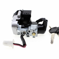 12V For HONDA PCX125 2014 2015 PCX 125 Motorcycle New Ignition Switch Lock Key One Set Motobike Accessories