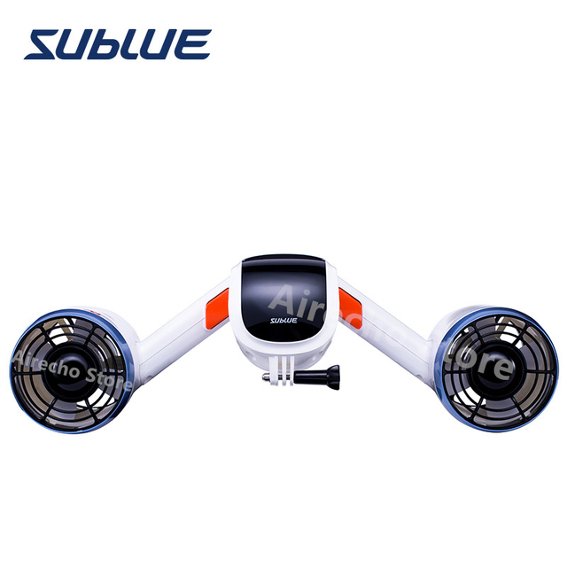 2019 New Sublue Whiteshark Mix Underwater Scooter Booster Submersible Propeller Swimming Diving Snorkeling Playing Equipment
