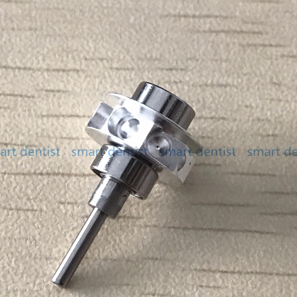 2016 Dental Turbine Rotor Cartridge for KAVO 660B TURBINE Handpiece Push Button 5pcs cartridge rotor for tosi low speed contra angle push button handpiece