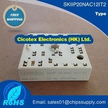 Componentes eletrônicos SKiiP20NAC12IT2 módulos de potência