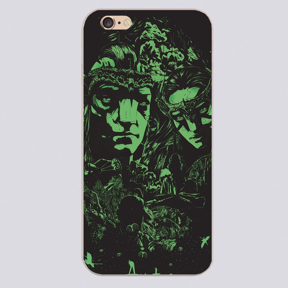 Green Background Art Wallpaper Design Case Cover Cell Phone Cases