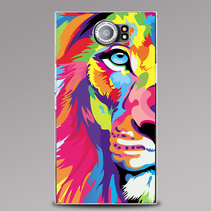 Blackberry Priv Case High Quality Cartoon Painting Ultra Thin Hard Plastic Case Phone Protective Case Cover For Blackberry Priv