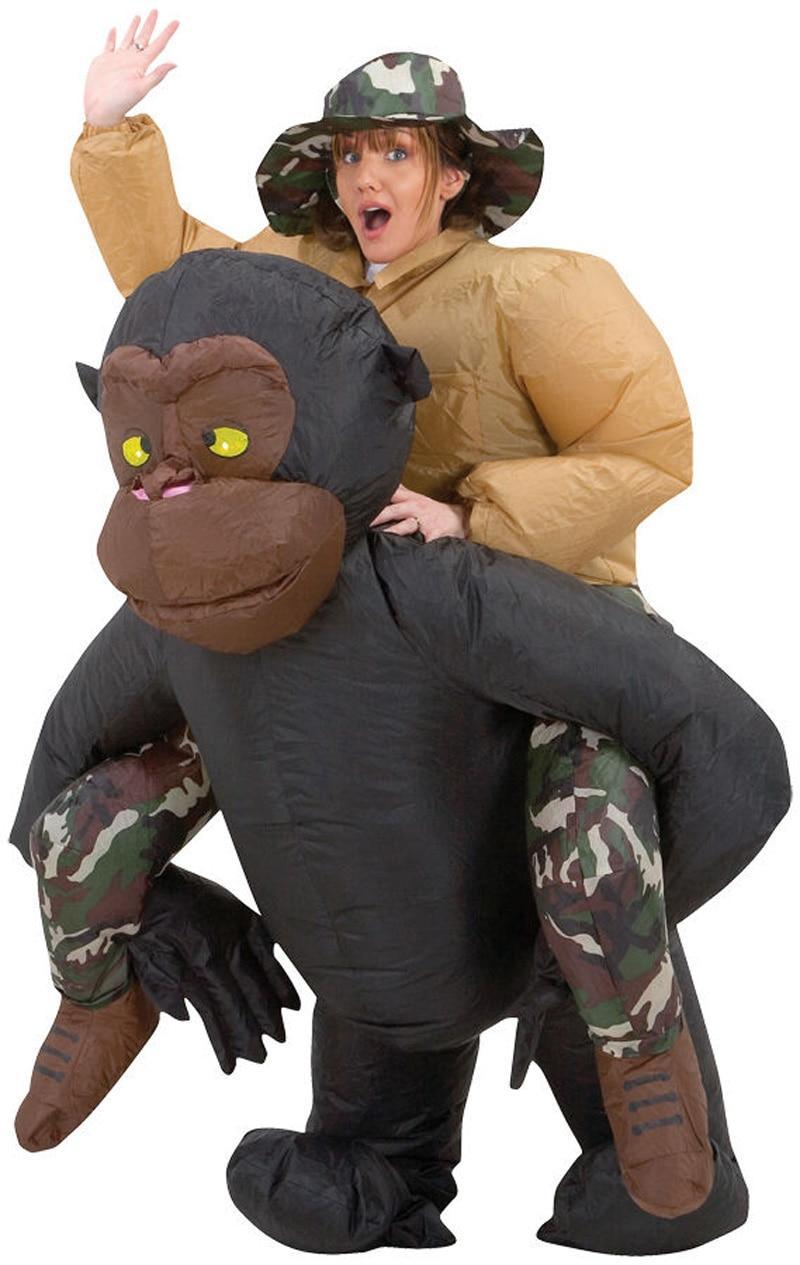 Popular Gorilla Costume-Buy Cheap Gorilla Costume lots from China ...