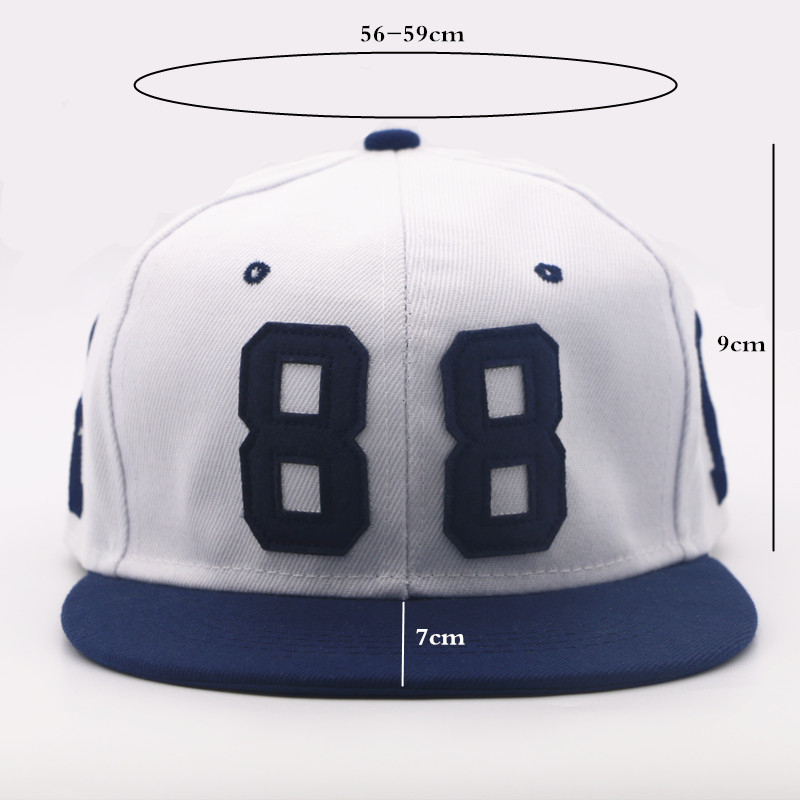 Topdudes.com - Casual Snapback Baseball Adjustable Size Casquette Outdoor Caps