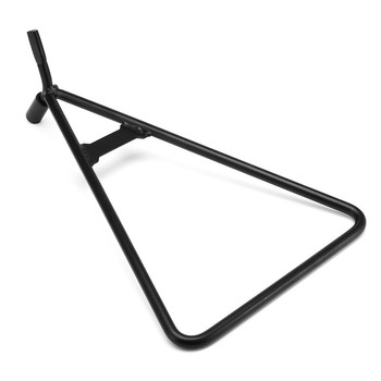 New Black Steel Motorcycle Triangle Side Stand For Dirt Bike