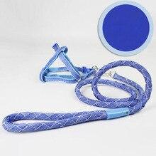 Free shipping Pet Harness Nylon Adjustable Safety Control Restraint Puppy Dog Harness Soft Walk Vest T051