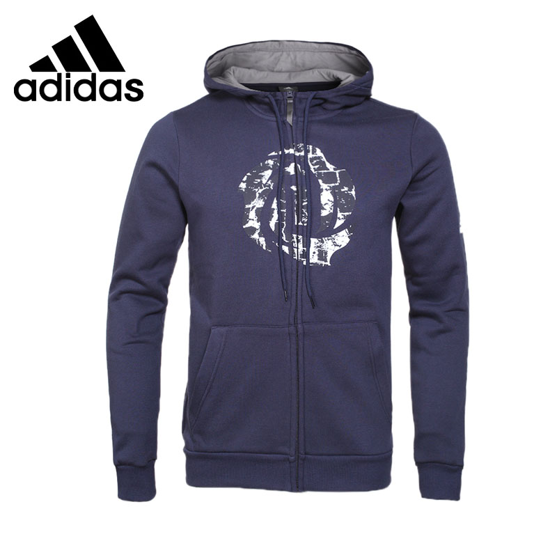 Original New Arrival 2017 Adidas  SHOOTER Men's  jacket Hooded Sportswear new arrival iron