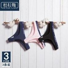 ФОТО sexy cotton g-string panties women underwear low-rise waist t-back for women soft lady lingeries dulasi 3pcs/lot briefs