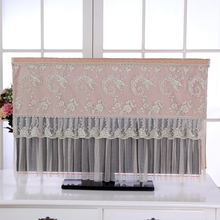 LCD TV Cover Cloth Television Dust-proof Microfiber Cloth LE