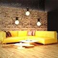 Amerikanischen einfache persönlichkeit retro kreative eisen bar café stock flur dekoriert Kronleuchter floor chandelier chandelier creativebar chandeliers -