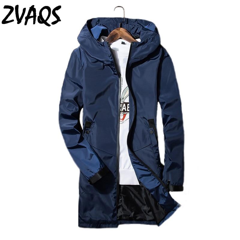 Popular Mens Long Waterproof Coat with Hood-Buy Cheap Mens Long ...