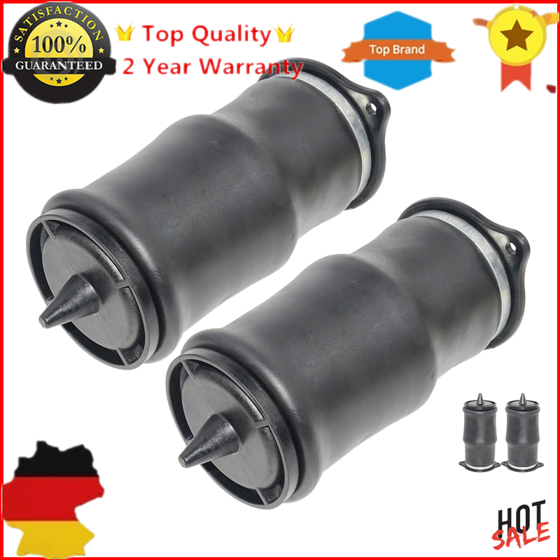 New a6393280101 a6393280201 a6393280301 Rear Air Suspension Spring Bag For Mercedes Vito Viano W639 Left + Right 1 Pair new pair left