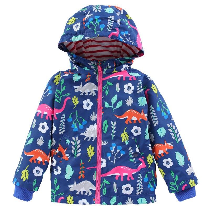Boys Cartoon Sweater Jackets 2018 New Autumn Winter Children Casual Hooded Outerwear Coats For Boys Long Sleeve Raincoat Jackets