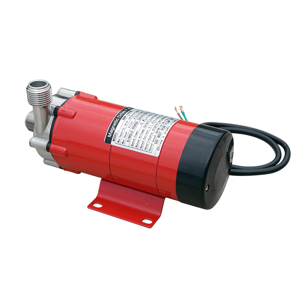 Food Grade Homebrew Magnetic Drive Pump 15R With 304 Stainless Steel Head 100g vitamin e food grade usa imported