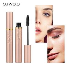 O.TWO.O 4D Тушь для ресниц Fiber Lash Waterproof Volume Long Natural Lash Extension Толстая удлиняющая маска для глаз для ресниц