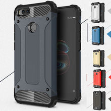 Rugged Armor Shockproof Phone Case for XiaoMi RedMi NOTE 5 Pro Hybrid Dual Layer Full Protective Cover 4X 4 X