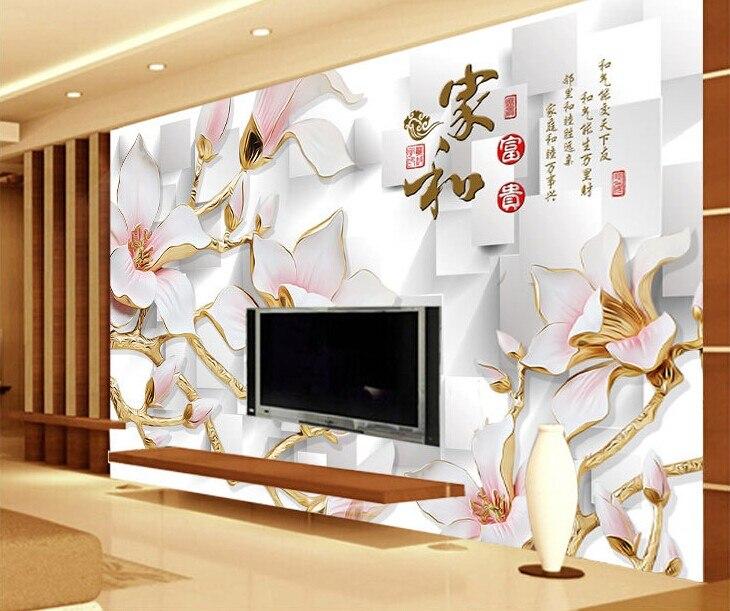 Vente en gros fresque murale d 39 excellente qualit de for Papier peint fresque murale