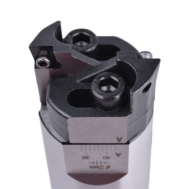 RBH Twin bit RBH 68-92mm Twin-bit Rough Boring Head CCMT120408 used for deep holes boring tool New