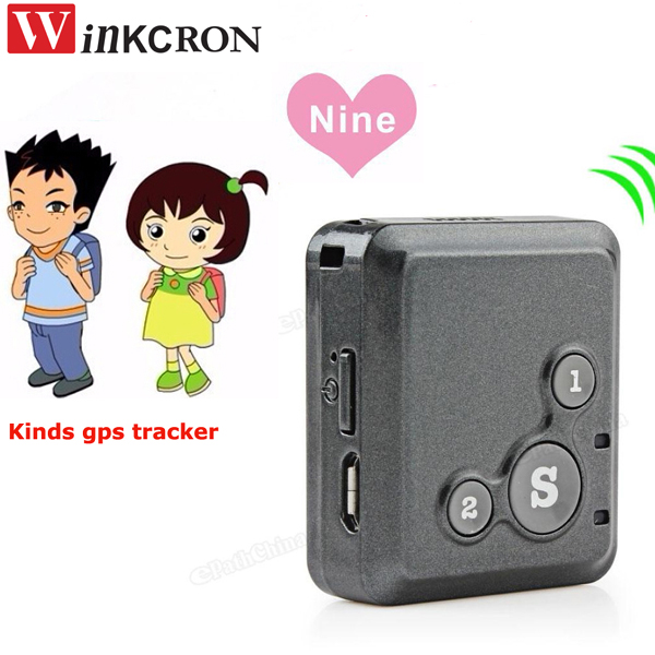Kid GPS Tracker V16 Real-Time GPS Tracker Mini & SOS Communicator GSM GPRS GPS Tracking Device With sim slot tracker image