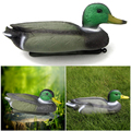 Ourpgone PE material Lifelike Floating Duck Hunting Bait for Outdoor Hunting Shooting Decoy Hunting Accessories