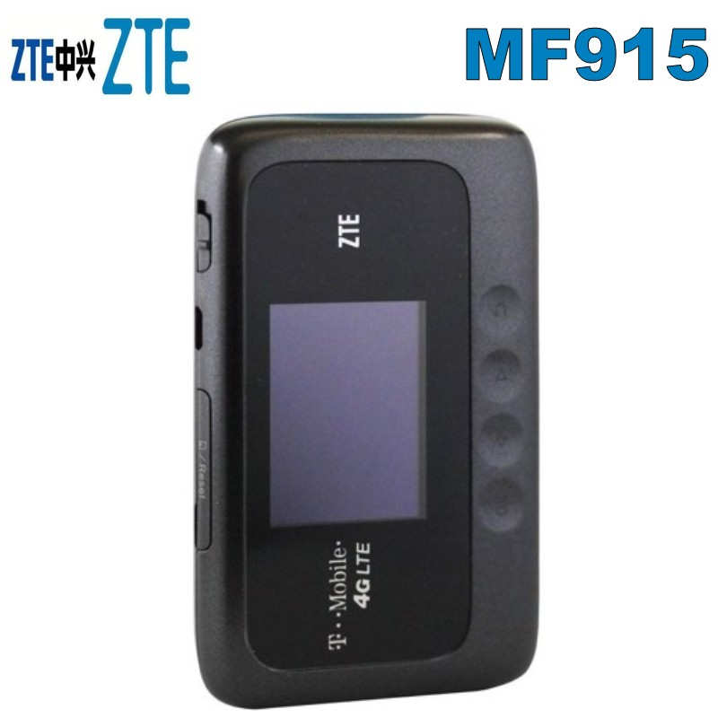 Lot Of 10pcs ZTE MF915 LTE MOBILE WIFI