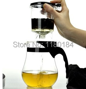 Hot New 1200ml simple tea kettle tea pot Heat Resistan Glass Teapot Convenient Office Tea Pot