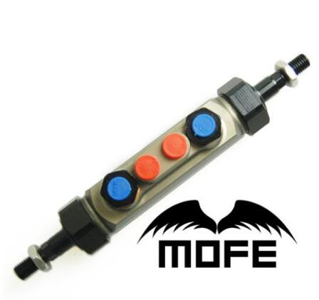 MOFE 0,7 zoll Racing Kolben Hydraulische Drift Handbremse Doppel Pumpe Tandem Master Zylinder für Hand bremse Für Saab 9- 3 2,0 T 98 ~ 02