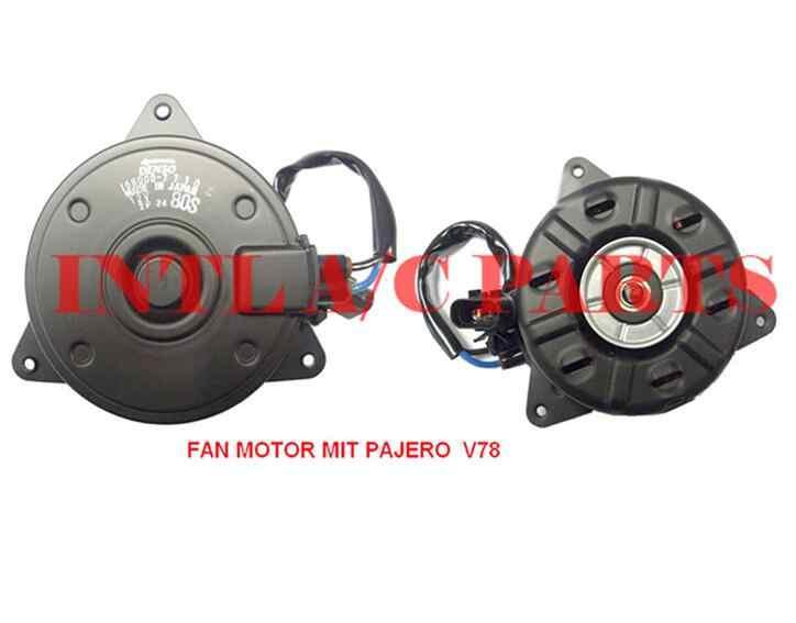 MR568284 MR360801 MR500878 MR500879 MR500880 168000-7710 הקבל מאוורר מנוע עבור מיצובישי פאג 'רו V68 V73 V75 V78 V97