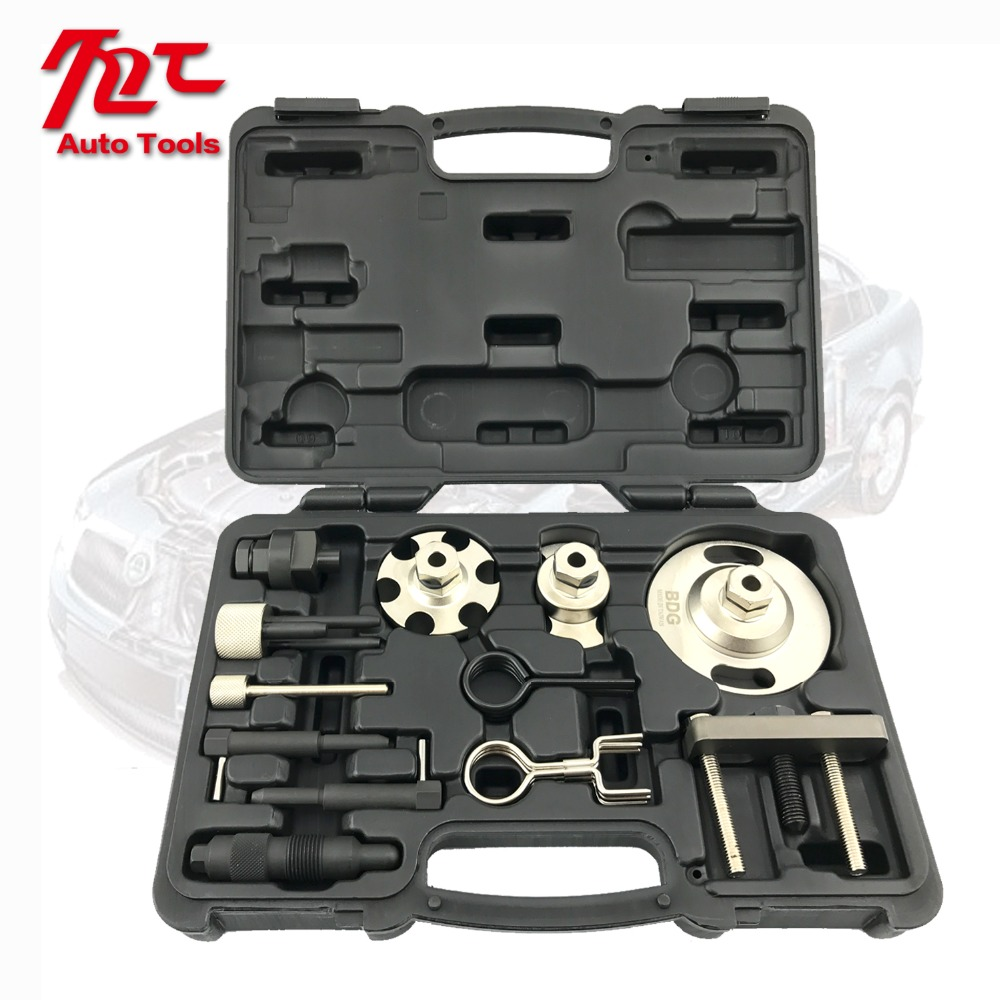 A-8215UPG VW Audi Timing Tool 2.7 3.0 4.0 4.2 Diesel Chain Cylinder Head Master