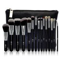 Professional 15pcs Makeup Brushes Set Make Up Brush Tools Cosmetic Kits Pencil Kabuki Shadow Concealer Contour