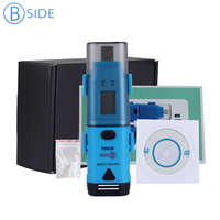 Bside BTH01 Portable Digital 2 Channel Humidity Temperature USB Data Logger Recorder 0~100% RH LCD Display Dew Point Software
