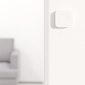 Image 4 - Aqara akıllı kablosuz anahtarı anahtar akıllı uygulama uzaktan kumanda ZigBee kablosuz inşa Gyro Xiaomi ev mijia App