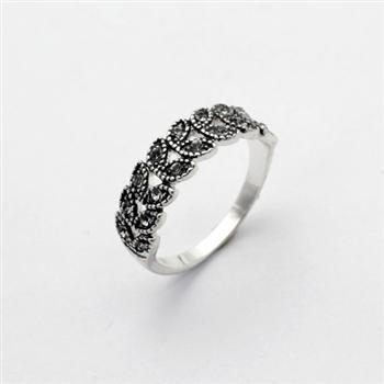 Marka TracysWing Prstenje za žene Pravi Austrijski Kristal Bakrena - Modni nakit - Foto 2