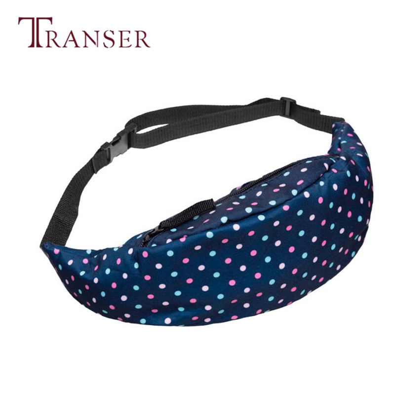 Transer Women Female Casual High Quality Fashion New Waist Bag Fashion Waist Packs Belt Waist Bag Pouch Zip Fanny Pack Aug21